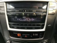 2005 - 2013 LEXUS IS220 IS250 CD PLAYER HEAD UNIT CLIMATE HEATER AC CONTROL AIR